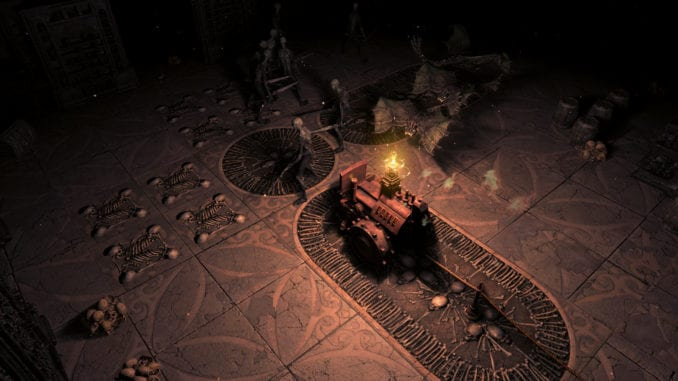 Path of Exile: Delve Crawler